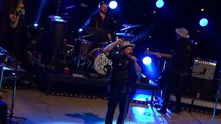 """S.O.B."" Nathaniel Rateliff & The Night Sweats at The Ogden Theater Denver CO 12-16-2017"