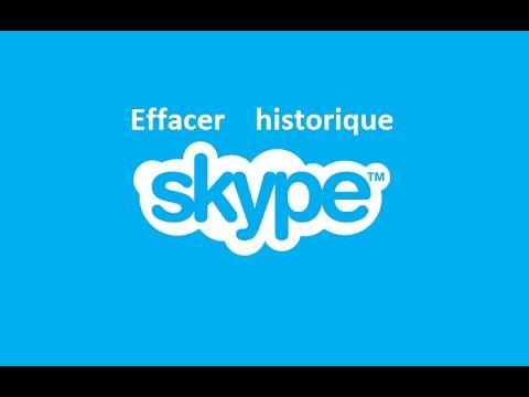 comment nettoyer skype home
