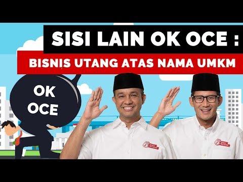 SISI LAIN OK OCE: Bisnis Utang Atas Nama UMKM