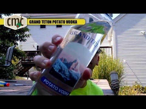 Grand Teton Vodka Review