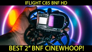 IFlight BNF Alpha C85 HD F4 CineWhoop Racing Drone   FPV  