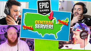 Will CENTRAL SERVERS Be Added? Ft. Ninja Courage TimTheTatman (Would Fortnite benefit?)