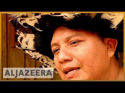 Amazon fire: Indigenous communities under threat