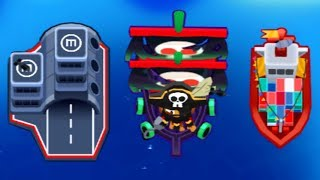 All Tier 5 Heli Pilot Upgrades Vs  Round 100! (Bloons TD 6