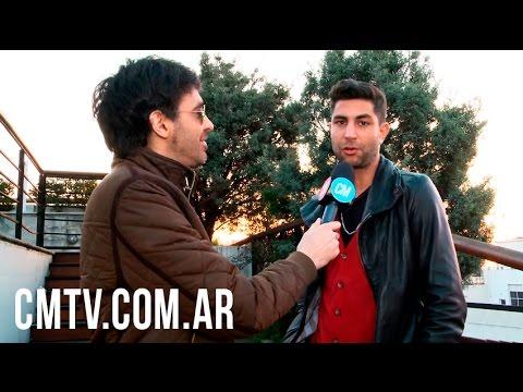 Maxi Pardo video Entrevista CM - Agosto 2016
