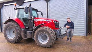 Massey Ferguson Sent me a £100K Tractor!