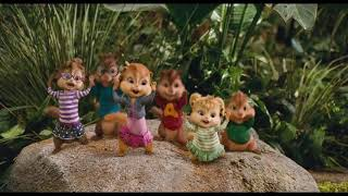 Johny Drille    Wait For Me CHIPMUNKS OFFICIAL VIDEO
