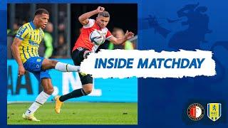 𝐈𝐧𝐬𝐢𝐝𝐞 𝐌𝐚𝐭𝐜𝐡𝐝𝐚𝐲 | Feyenoord - RKC Waalwijk