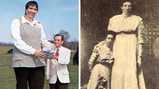 10 Tallest Women in History