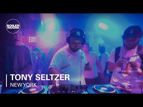 Tony Seltzer | | Boiler Room NYC: Curated by Tony Seltzer