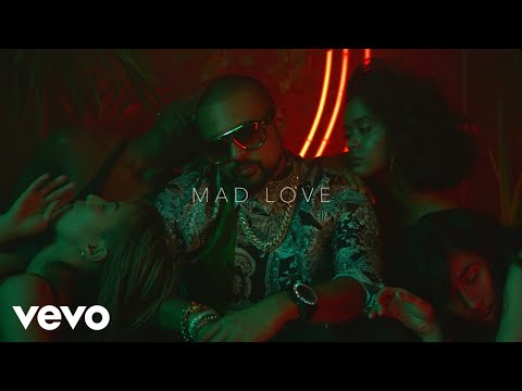 Mad Love (Cheat Codes Remix) - Sean Paul, David Guetta, Becky G