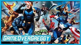 X-Men MCU Movie Pitch - The GameOverGreggy Show Ep. 249