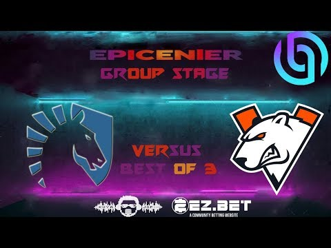 Liquid vs Virtus Pro | BIEGAME PREDICTION | EPICENTER 2019 | Best of 3 | Upper Bracket