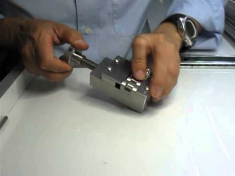 Bracelet Link (Integrated) Fitting Tool