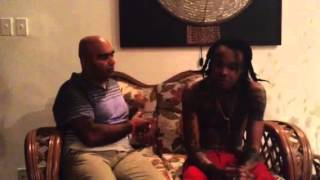 Tommy Lee Sparta Interview