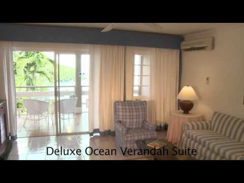 Deluxe Ocean Verandah Suite Preview
