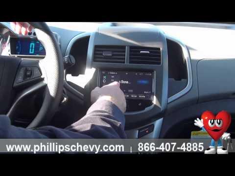 2015 Chevy Sonic LT Hatchback - Interior Features