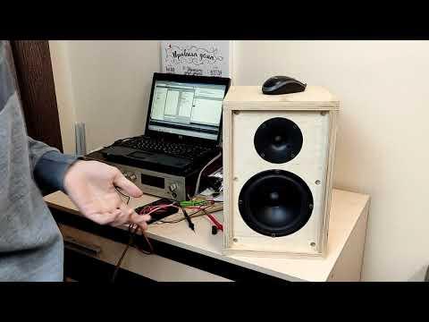 Первое включение и впечатления от самодельной акустики Wavecor