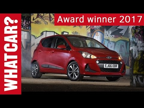 2017 Hyundai i10 - why it's our City Car of the Year | What Car?