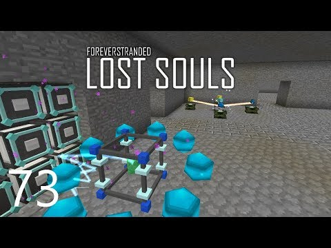 Forever Stranded Lost Souls - AUTOMATIC FUSION [E73] (Modded Minecraft)