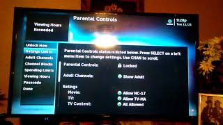 Bypass directv parental control password like a boss 💯 💯 %