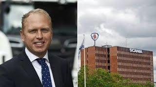 Генеральный директор Scania Хенрик Хенрикссон посетил Россию