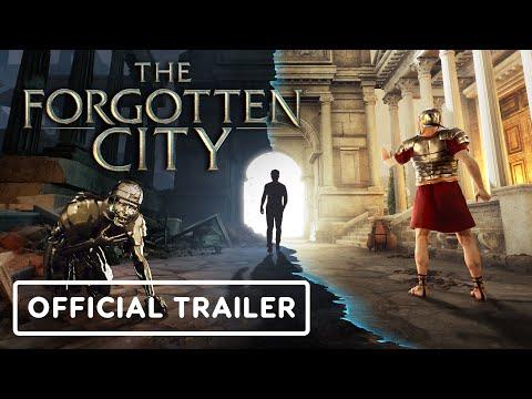 La ville oubliée - Bande-annonce officielle de la date de lancement | L'été du jeu 2021 de The Forgotten City