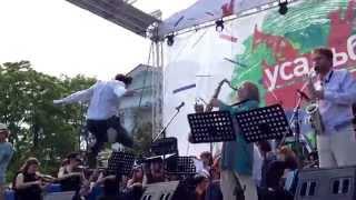 Сергей Летов в программе Алексея Айги «Курёхин: NEXT» в СПБ: Трагедия в стиле минимализм