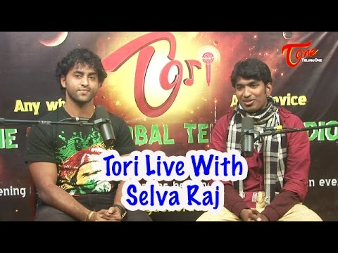 Tori Live Show With Selva Raj | Telugu TV Actor & Artist