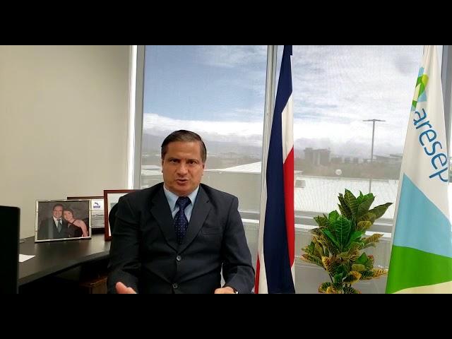 Regulador General, Roberto Jiménez, evidencia costos por planta de generac ..