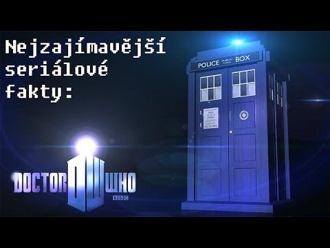 Nejzajímavější seriálové fakty: Doctor Who?