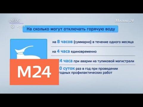 Куда жаловаться, если воду в доме отключили вне плана - Москва 24
