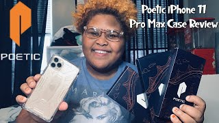 Poetic iPhone 11 Pro Max Case Review!