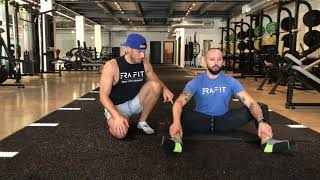Better Than Yoga: Part 6 (The Bear Sit Stretch)