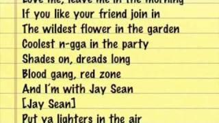 Hit The Lights - Jay Sean Ft. Lil Wayne Lyrics