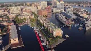 Norfolk VA  The Place Where Life Is Celebrated Daily
