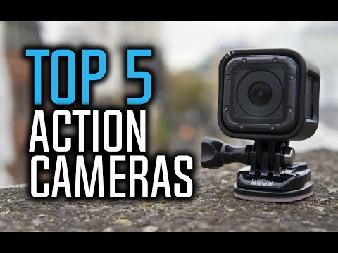 Best Action Cameras in 2018!
