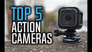 Gambar cover Best Action Cameras in 2018!