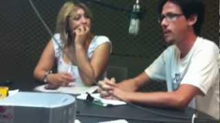 preview picture of video 'Entrevista à Rádio Encarnación, de Paraguay'