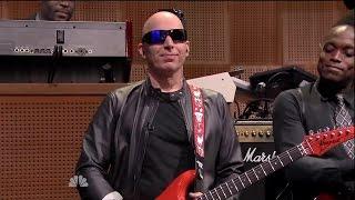 Joe Satriani Tonight