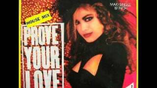 Taylor Dayne   Prove Your Love (House Mix)