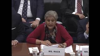 VIDEO: Courageous progressive Muslim Raheel Raza warns US Congress about regressive Motion M-103 pas