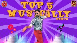 Top 5 Musically Mamus | Morattu Mamu Show #1 | Black Sheep
