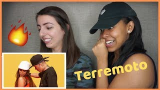 Anitta & Kevinho - Terremoto (Official Music Video) [REACTION]
