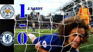 Chelsea Vs Leicester City 0 - 1   Full Highligts And Goal Kekalahan Menyakitkan Chelsea