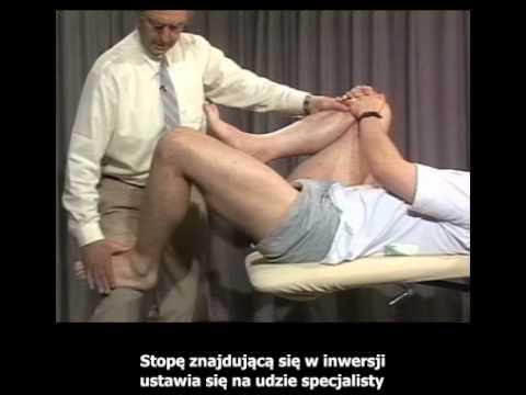 Łagodzi napięcie mięśni