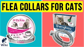 6 Best Flea Collars For Cats 2020