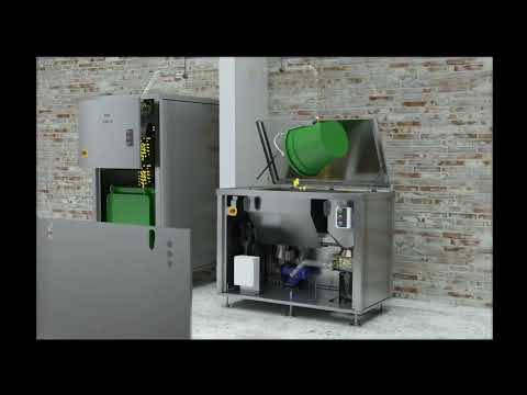 Video The Green Machine Food waste processor