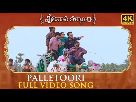 Palletoori Full Video Song - Srinivasa Kalyanam Video Songs   Nithiin, Raashi Khanna