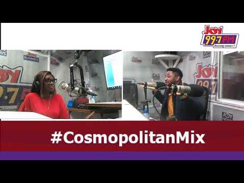 #CosmopolitanMix Prt1 on Joy FM (8-10-18)